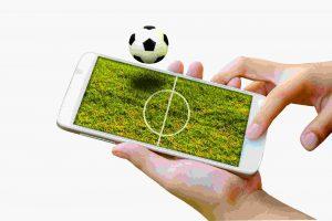Mobil och fotboll