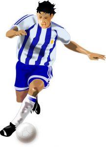 Fotbollsspelare